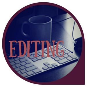 Editing logo upright